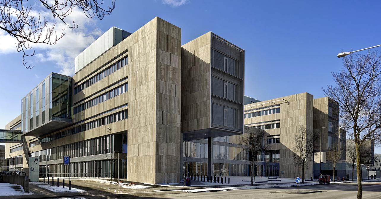 Råhus og beton - Forretningsområder - Hoffmann i Danmark