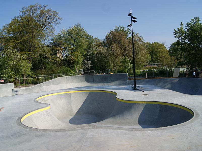 CPH Skatepark (Fælledparken)