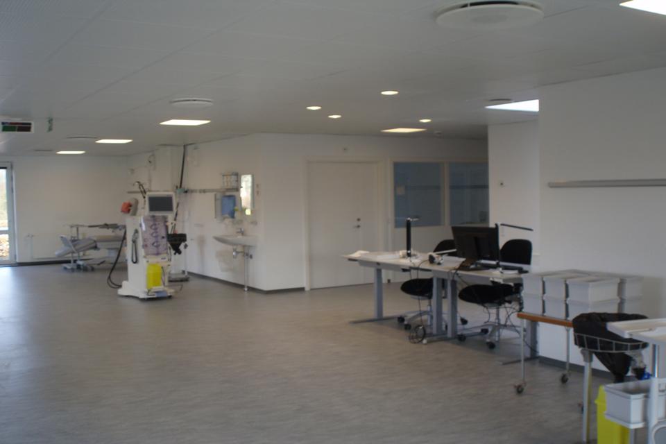 Dialyseafdeling Holbæk Sygehus