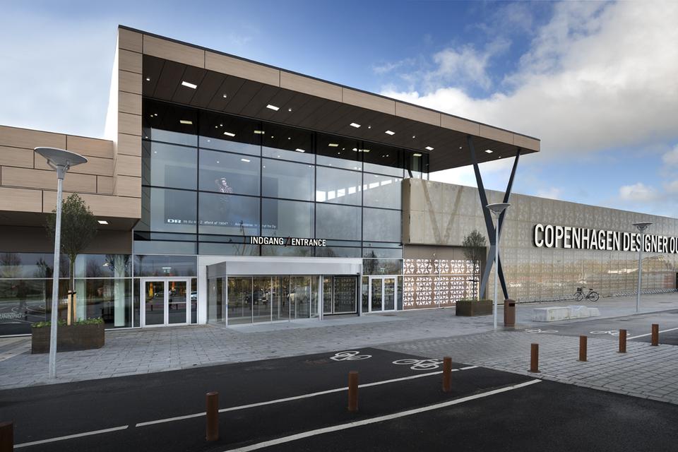 City 2 – Copenhagen Designer Outlet, Taastrup - Projekter - Hoffmann i Danmark