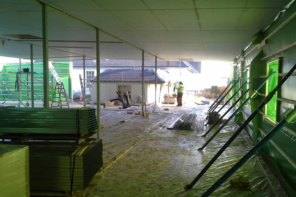Dialyseafdeling på Holbæk sygehus