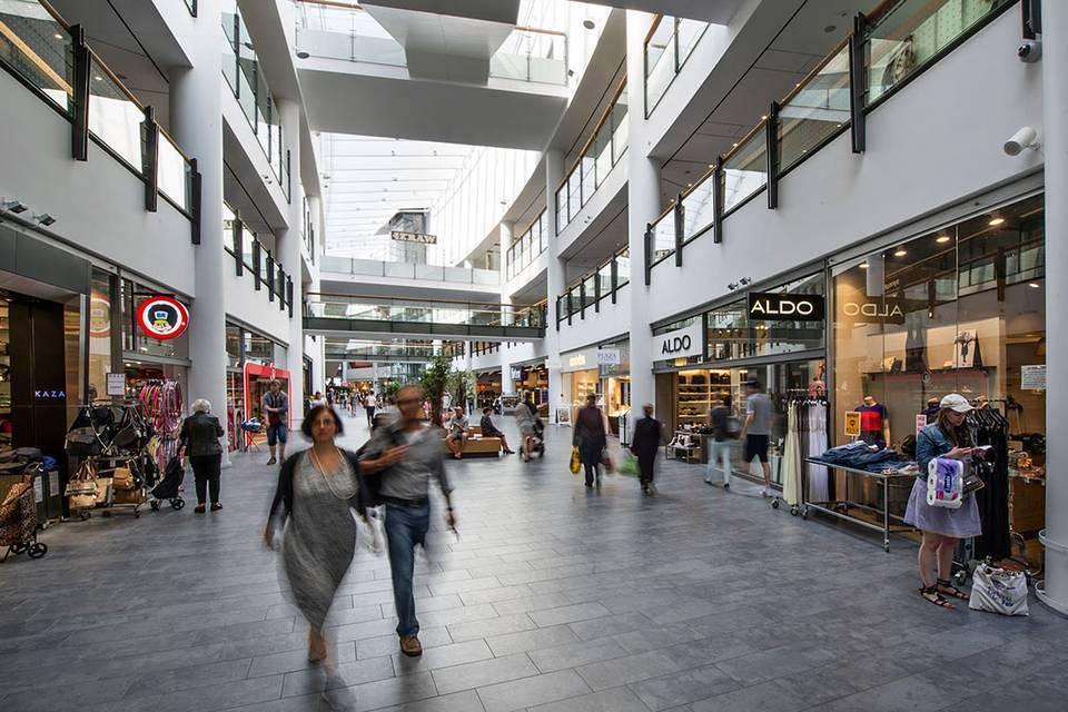 Frederiksberg Centret butiker