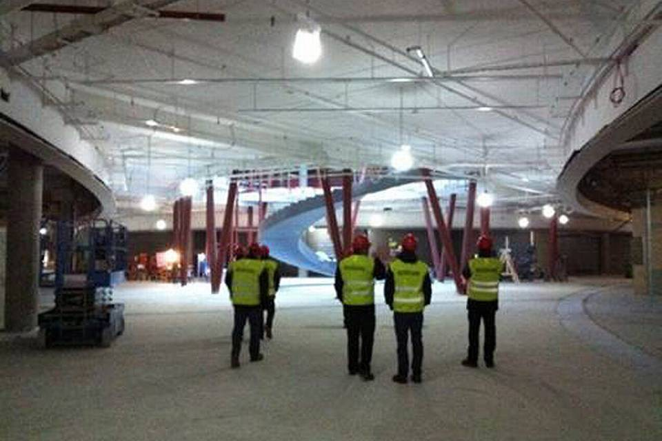 Rødovre Centrum Projekter Hoffmann I Danmark